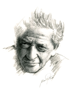 Ritratto di Stefano D'Arrigo