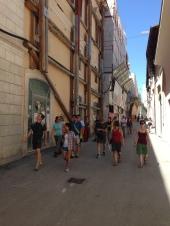 strada e gente